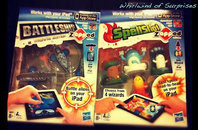 Hasbro ipad games review