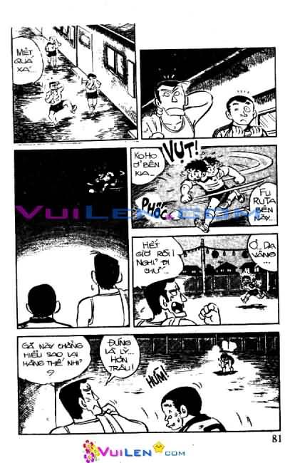 Jindodinho - Đường Dẫn Đến Khung Thành III  Tập 8 page 81 Congtruyen24h