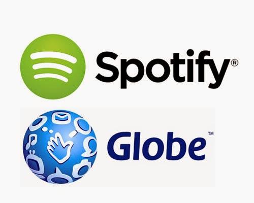 Spotify + Globe Telecom