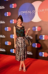 L'Oréal Colour Trophy Malaysia 2012