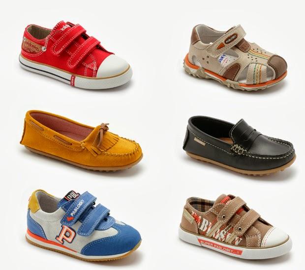 El blog de podologia calzado infantil for Zapateria infantil
