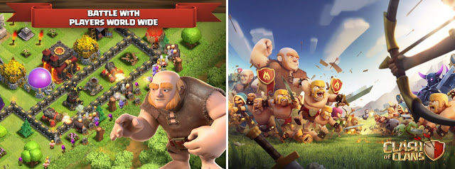 Clash of Clans v7.200.19 Apk Mod