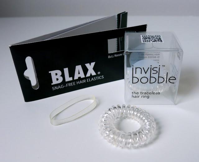 Hiuslenkit vertailussa: Blax vs. Invisibobble