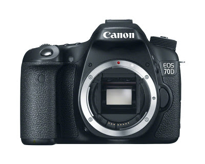 Canon EOS 70D takes on the DSLR competition