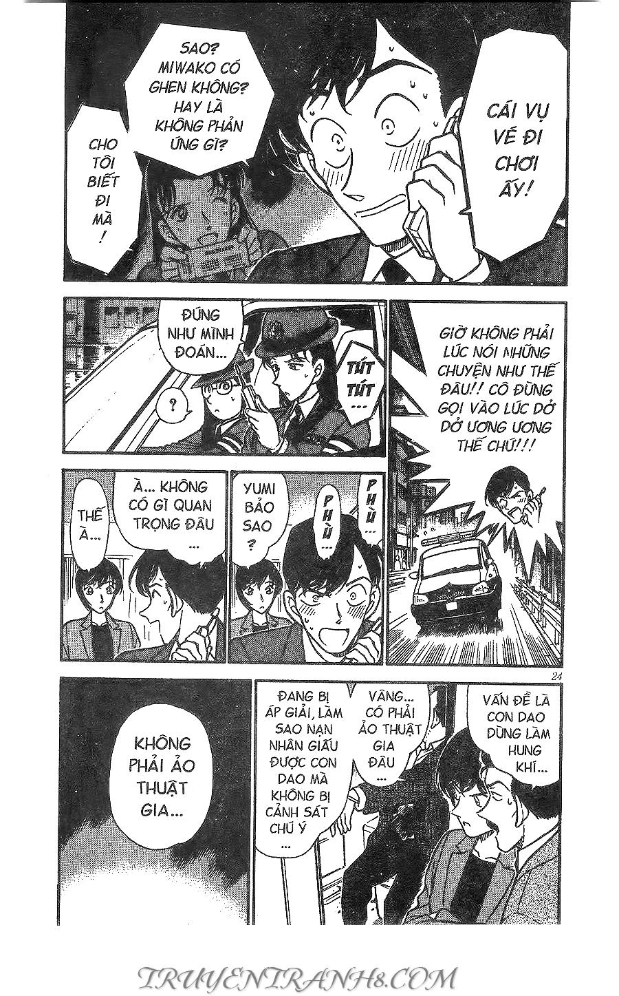 Detective Conan Chap 297 - Truyen.Chap.VN