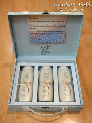Avon Skin So Soft Glutathione SPF 15 Lotion Review