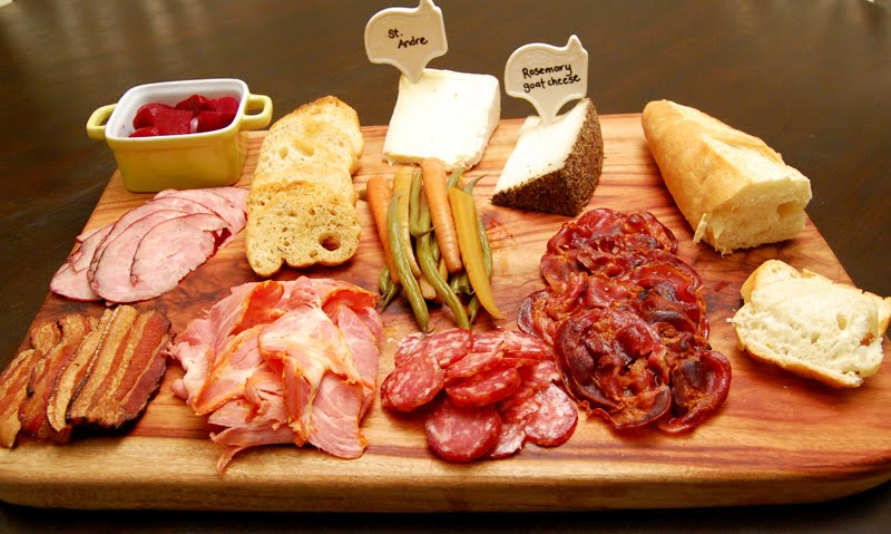 The Adoration of the Charcuterie (Part I)