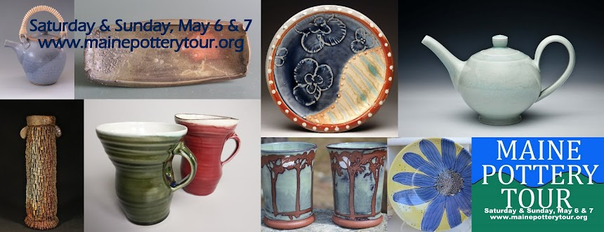 Maine Pottery Tour