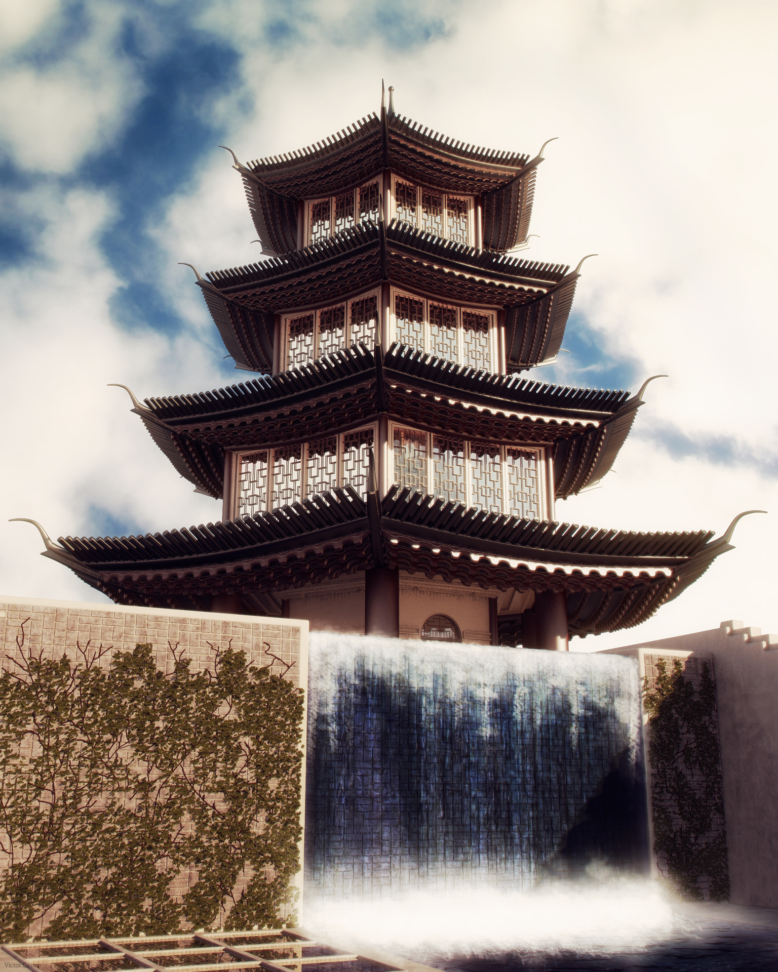 similarity japan and china architecture Japanese & chinese gardens of life of the ancient cultures of japan, china with japanese gardens in america is similar to that of the chinese and.