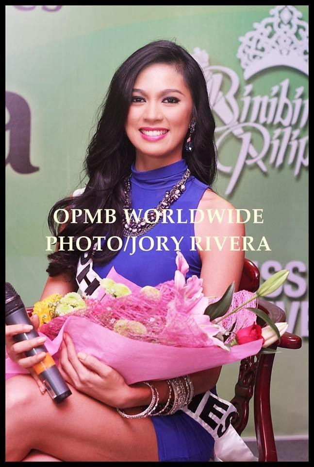Miss Universe Philippines- Ariella Arida