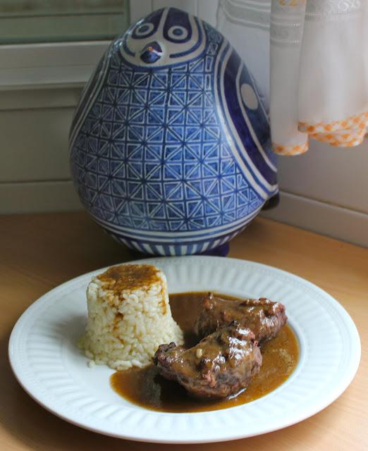 Cocinar es vivir y bordar tambi n carrilleras de cerdo al for Cocinar carrilleras de cerdo