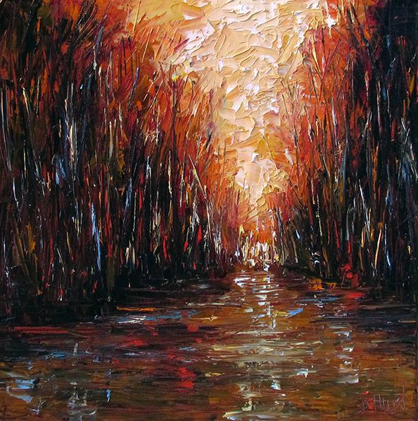 debra hurd original paintings and jazz art landscape art painting