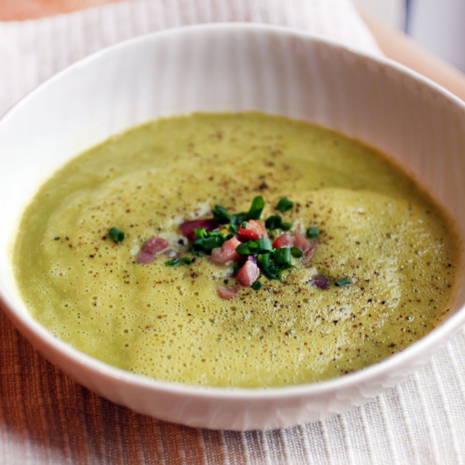 Asparagus Soup - Primal Palate
