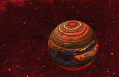 Ahli astronomi temui ribut terbesar di angkasalepas