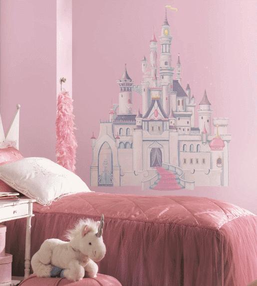 Dormitorios princesas disney dormitorios con estilo for Chambre unicorn
