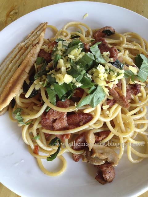 Hungarian pasta