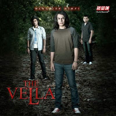 The Vella - Menjemputmu Pulang Lirik dan Video