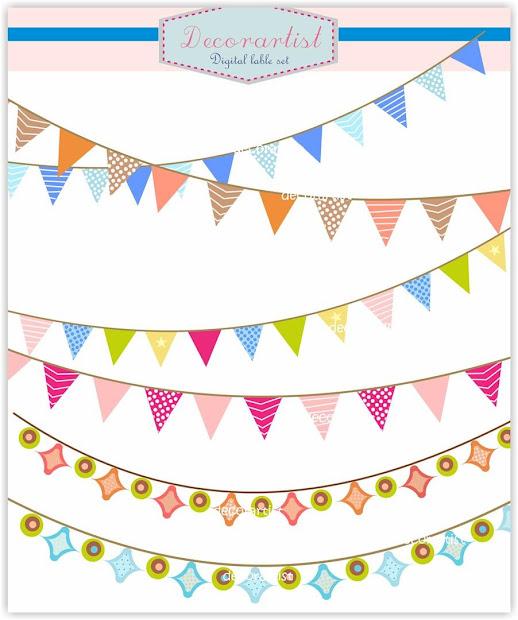 banner clip art frame
