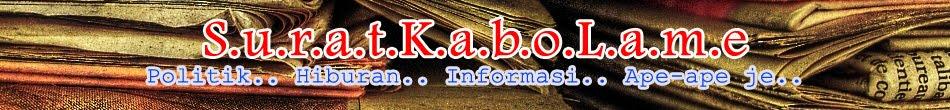 Surat Kabo Lame