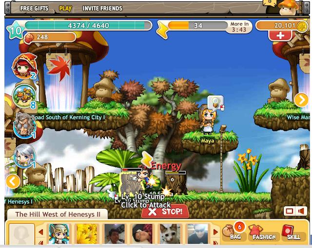 how to get fishing coin fast maplestory