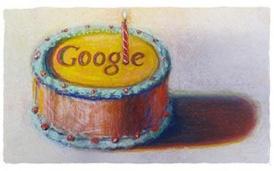 logo ultah google