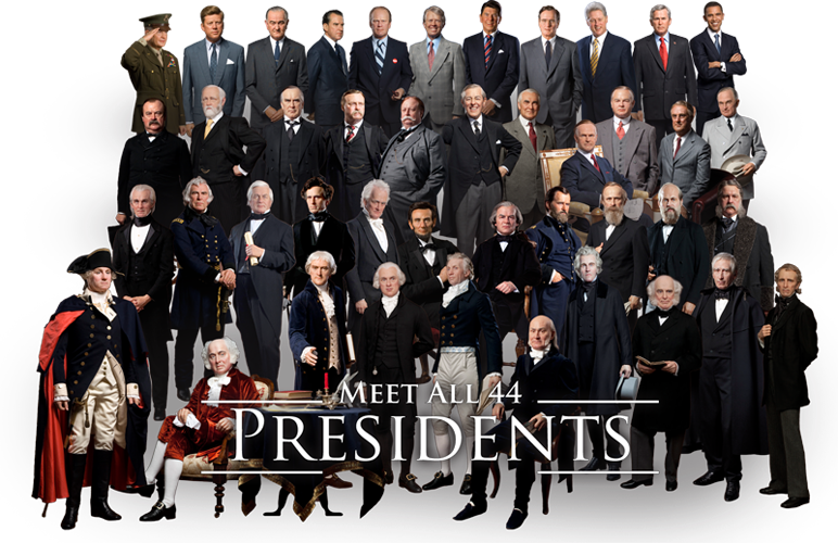 Politics On Point This Presidents 39 Day Meet All 44