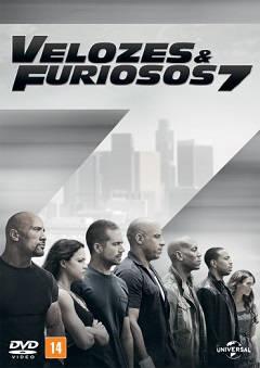 Filme Velozes e Furiosos 7 - Versão Estendida 2015 Torrent
