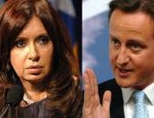 Duro cruce entre Cristina y Cameron por Malvinas en el G-20