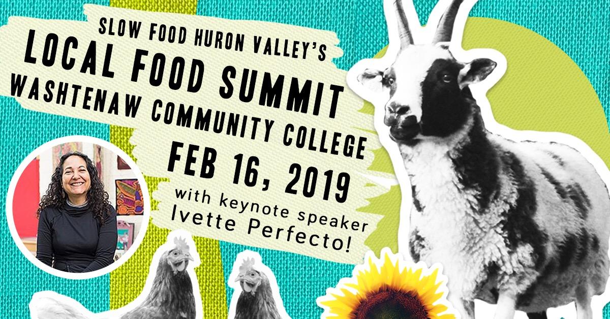 Local Food Summit 2019