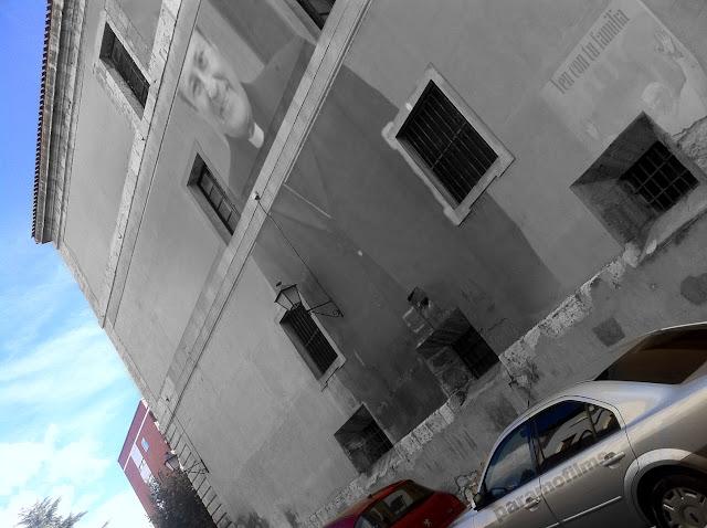 Casa del obispo, lateral norte, 2012 (cc) Abbé Nozal