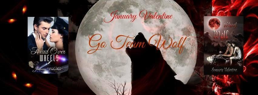 Go Team Wolf Banner