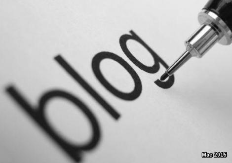 Blog terbaik Malaysia Mac 2015