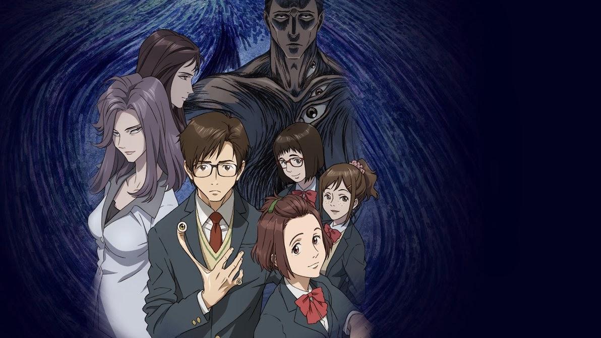 Image result for Kiseijuu: Sei no Kakuritsu