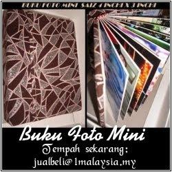 Buku Foto Mini