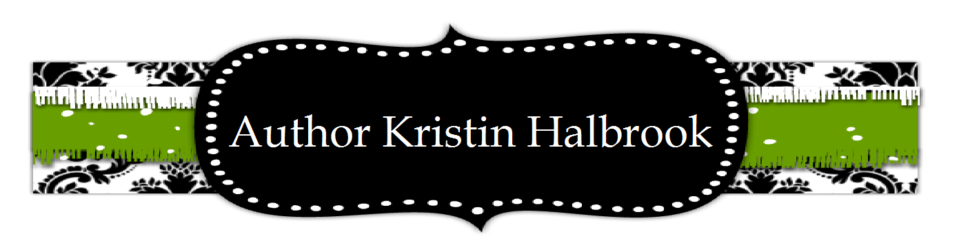 Author Kristin Halbrook