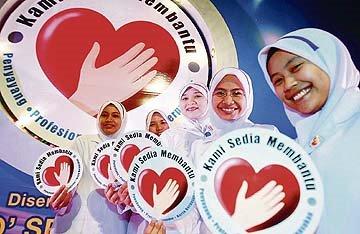 Jururawat Masyarakat Ke Jururawat Terlatih (KPSL)