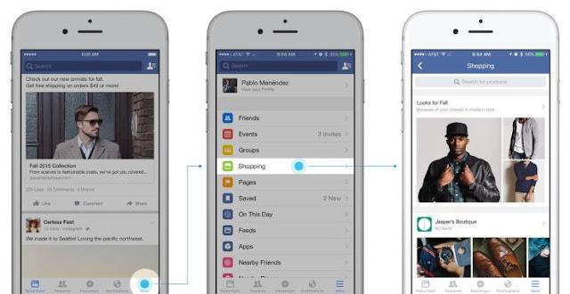 Facebook testa nova ferramenta de compras