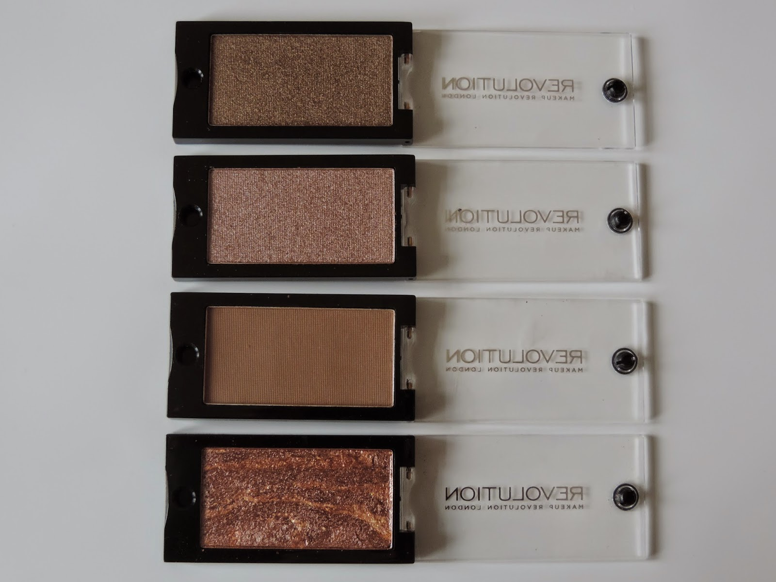Makeup Revolution Mono Eyeshadows