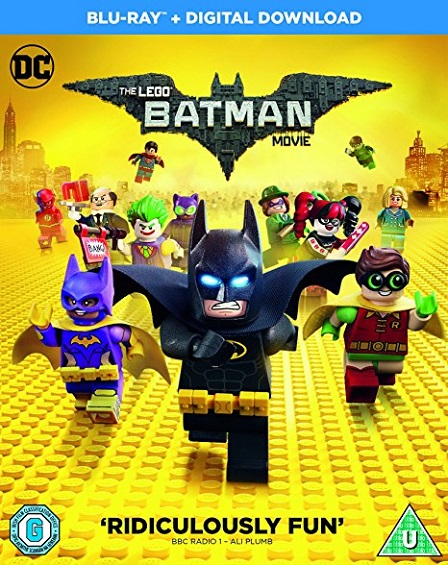 The LEGO Batman Movie 3D (Batman: La LEGO Película 3D) (2017) m1080p BDRip 3D Half-OU 12GB mkv Dual Audio Dolby TrueHD 7.1 ch