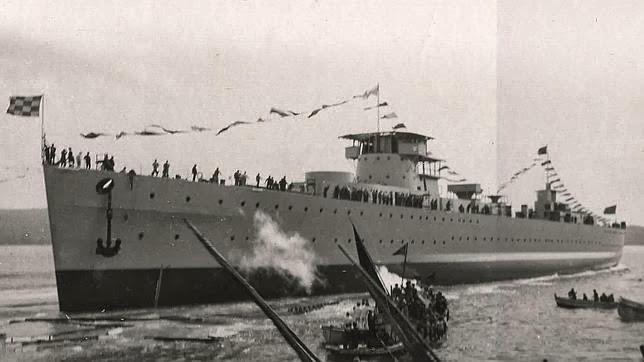 Historica la encarnizada tragedia del baleares el - Todo sobre barcos ...