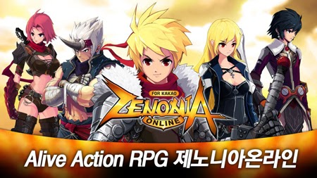 Cover Zenonia Online