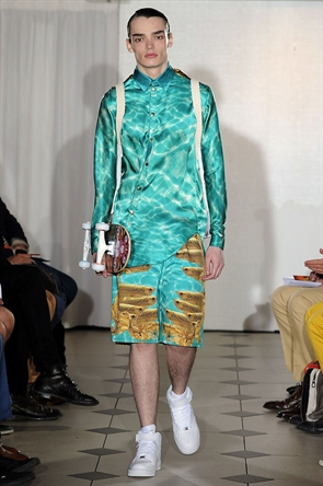 katie eary spring summer 13 menswear london collections men