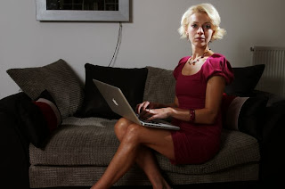 Cheating on your husband online