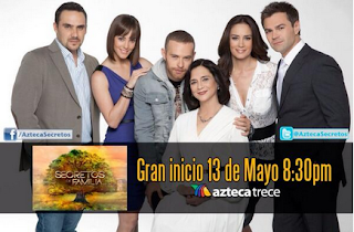 Tv Azteca Secretos De Familia Capitulos | Telenovelas Tv Series