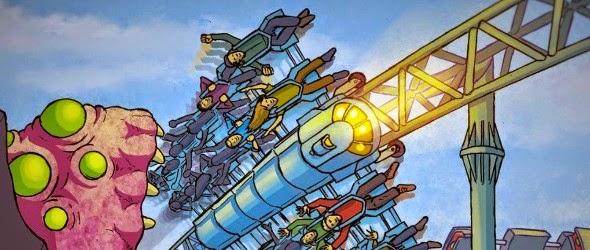 Heroic Land : Un parc d'attractions prometteur arrive en France