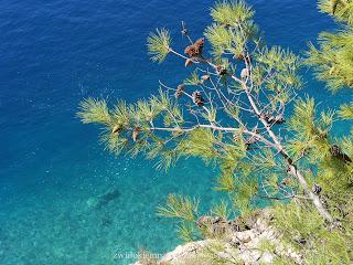 Kiedy Bóg stworzył świat zapomniał o Chorwatach a oni o turystach nie