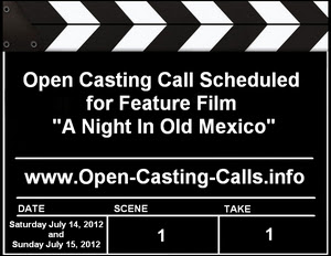 A Night In Old Mexico Skydance Open Casting Call
