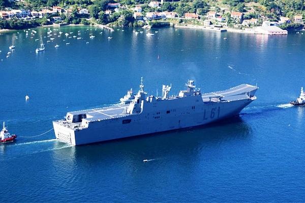 Kapal Perang Produksi Spanyol