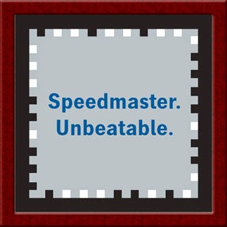 Speedmaster Unbeatable