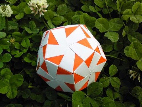 折り 折り紙:折り紙くす玉30枚作り方-divulgando.net